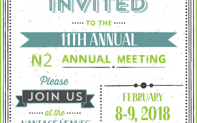 Registration for the N2 annual meeting is now open!