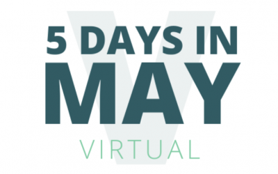 Register for Five Days in May with Island Health